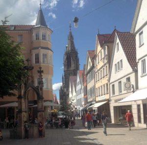 Reutlingen Altstadt